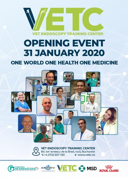 VETC 2020 Opening Event